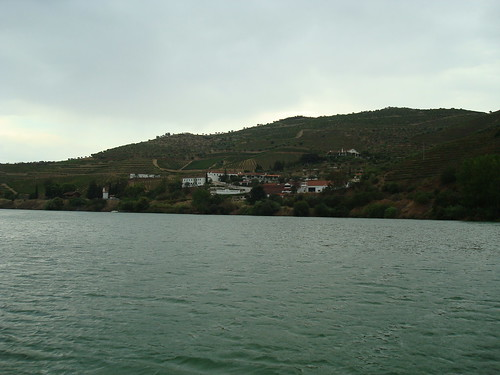 Raining in Quinta de Vargellas