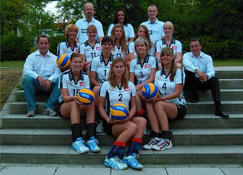 SWE Volley-Team 2009