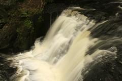 (Ryan Uckert) Tags: longexposure trip white forest canon landscape photo waterfall pennsylvania silk roadtrip falls wispy wisp silky bushkill efs1855 ndfilter rebelxs