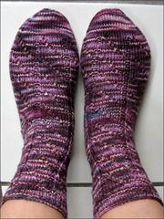 Eleanor de Plume socks