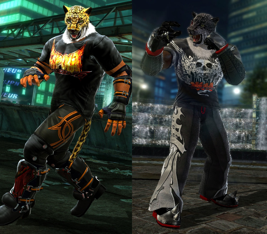 Tekken 6 Armor King Wallpaper - #traffic-club