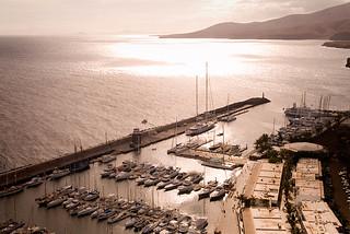 Marina Puerto Calero Lanzarote