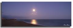 Week 29/  Moonlit Sea at Folkestone (Pete Stone CPAGB) Tags: longexposure nightphotography folkestone myhometown week29 britishseascapes