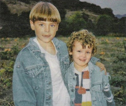 little zac and dylan efron by raphajb.