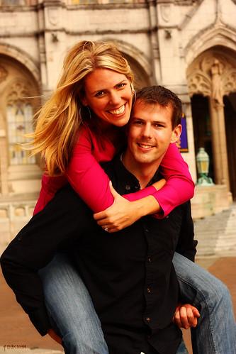 Craig & Alicia Engagement Photo