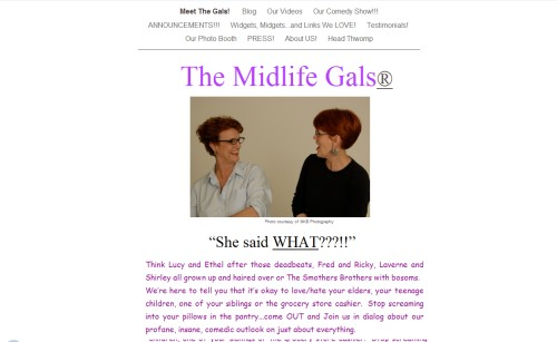 The Midlife Gals