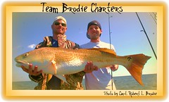 March 12, 2008 - While Fishing Aboard TEAM BRODIE CHARTERS Travis Hartzell And Matt Zvonkovic Landed This Big Bull Redfish On The Bellefontaine Reef In The Mississippi Sound - Photo By Capt. Robert L. Brodie of TEAM BRODIE CHARTERS (teambrodiecharters) Tags: red fish beautiful mississippi fishing fisherman bull ms biloxi redfish bigred anglers gulfcoast angler charterboat spottail guideservice bottomfishing inshorefishing lighttackle reeffishing bottomfish mississippisound bigredfish coastalfishing beautifulfish bullredfish teambrodiecharters lighttacklefishing mattzvonkovic travishartzell bellefontainereef goldengulfcoast