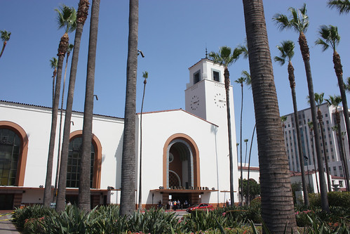 Union Station in Los Angeles