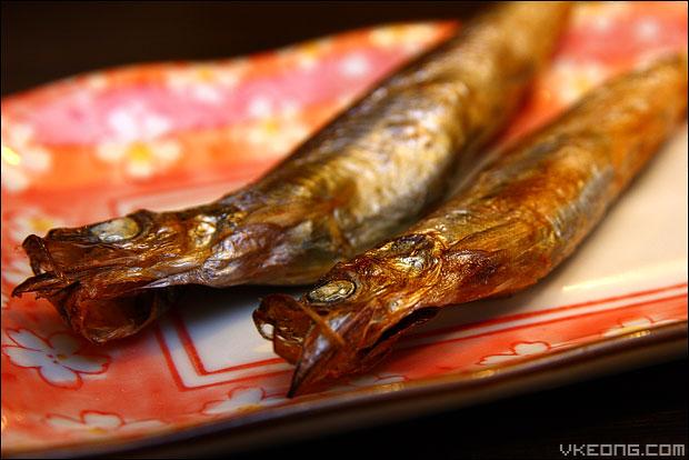 shishamo-fish