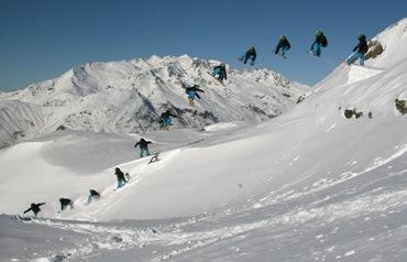 NITRO SNB CAMP V LES 2 ALPES