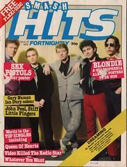 Smash Hits, October 4, 1979