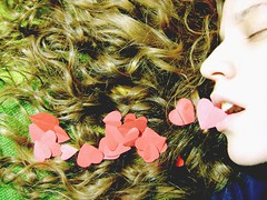 40/143 - Love Project  (Carolina N.) Tags: love mouth hair heart amor corao boca liebe cabelo loveproject carolinanunes