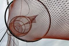 netwerk (Plutone (NL)) Tags: lucht enkhuizen drogen zuiderzeemuseum fuik getaand