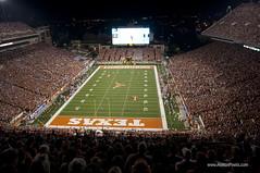 Texas Longhorn DKR Stadium