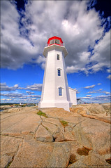 peggy's cove. (evelyng23) Tags: sea lighthouse canada novascotia sigma september 1020mm peggyscove 2009 hdr cpl ohcanada aficionados photomatix greattimes 3exp canadasoceanplayground yeaaaaaaaaaaa diamondclassphotographer flickrdiamond internationalgeographic pentaxk7 greatco itsarealcoolworld