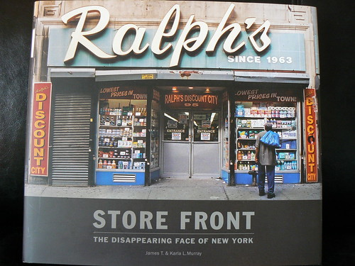 Store Front - Cover