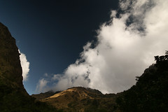 Open Sky (nathangibbs) Tags: day2 sky mountain inca clouds cusco per trail canoneos30d tokina1116mmf28