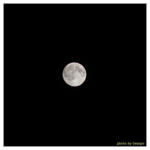 Moon 20091003 #02