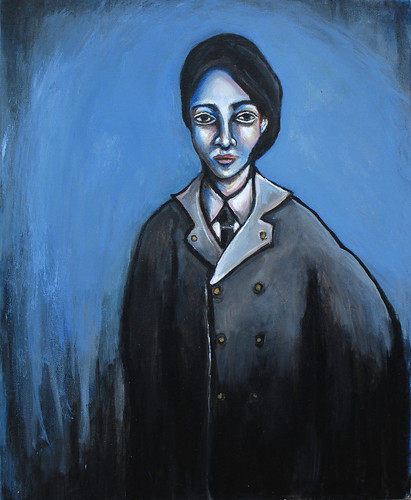 picasso blue period woman. of Picasso Blue Period)
