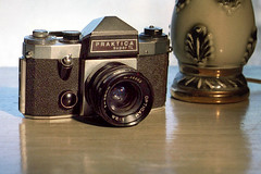 PRAKTICA super TL / Film Photography Podcast Episode 8 - May 15, 2010