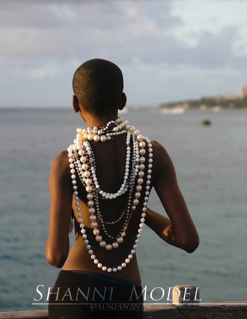 The story of pearls....