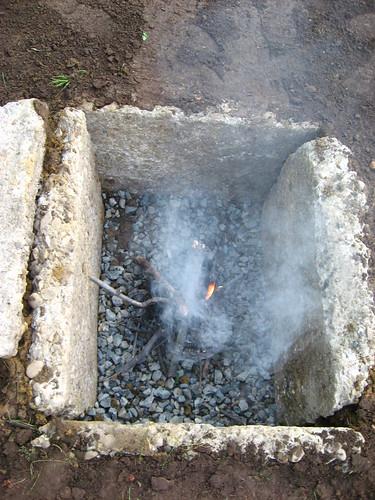 inaugural flame...