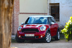 Mini Countryman Cooper SD (frontal)