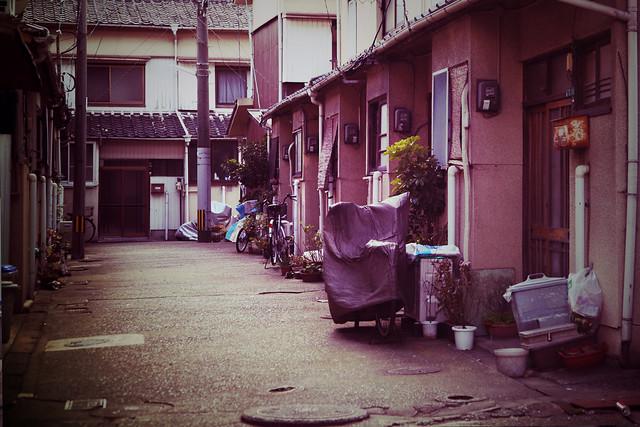 街角の盛衰