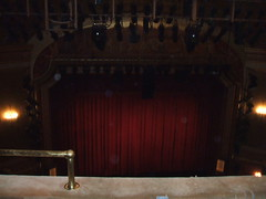 Gypsy Curtain (andrewg610) Tags: curtain broadway patti gypsy lupone