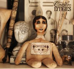 Opium Poppy Doll