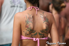 the tattoo series (taguro izumo final) Tags: brazil brasil bahia pratigi universoparalello up9