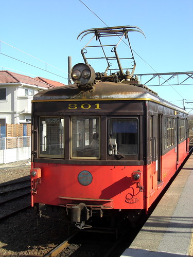 銚子電鉄デハ801/Choshi Electric Railway DeHa 801