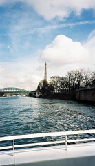 Eiffel Tower, Paris, France.