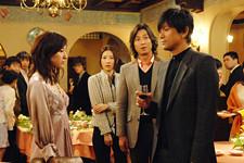 トライアングル | ストーリー | 関西テレビ ドラマ