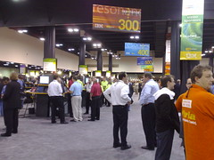 Lotusphere 2009 - At the Showcase