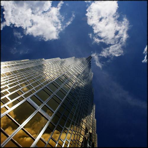 upward vertigo