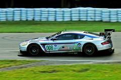 008 Aston Martin, Mosport, 2008