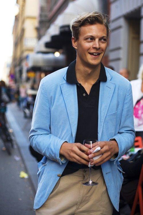 BlueSportcoat