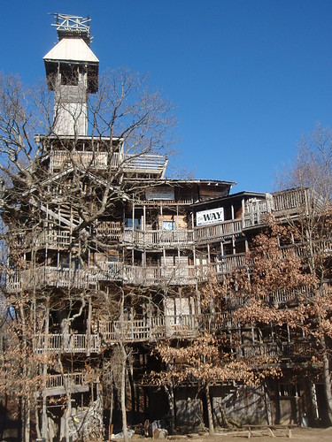 the minister's tree house
