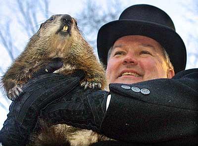 Dia de la marmota 2016