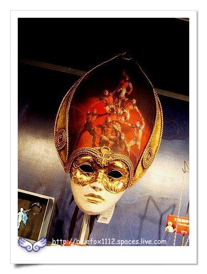 090124太陽  劇團-歡躍之旅10_紀念品販售區