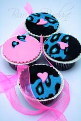 Mavi Kahve Cupcake