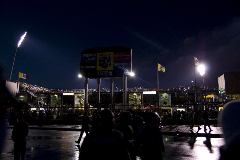 Columbus Crew Stadium (2/11/09)