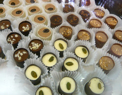 yummy desserts at Gourmet Shop. Only 99 cents!