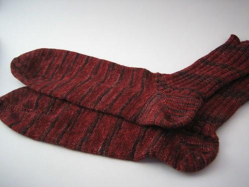 L 2008 socks