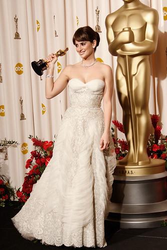 Premio Oscar Penelope Cruz
