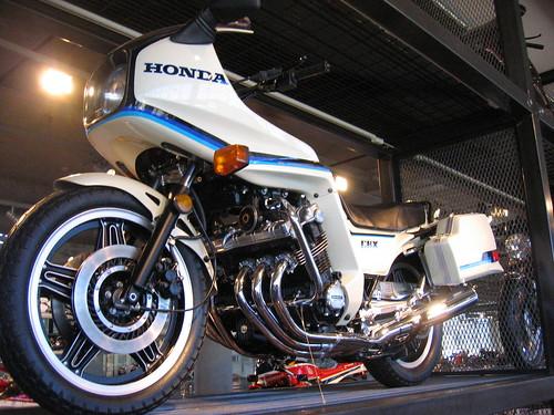 Honda CB-X
