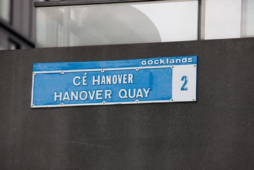 Hanover Quay - Dublin Docklands