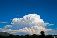 Erupción de Nubes / Eruption Cloud