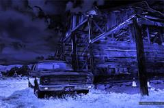 ford in a field (Kris Kros) Tags: photoshop photography high nikon dynamic kris range hdr kkg d300 cs4 photomatix kros kriskros 5xp kkgallery
